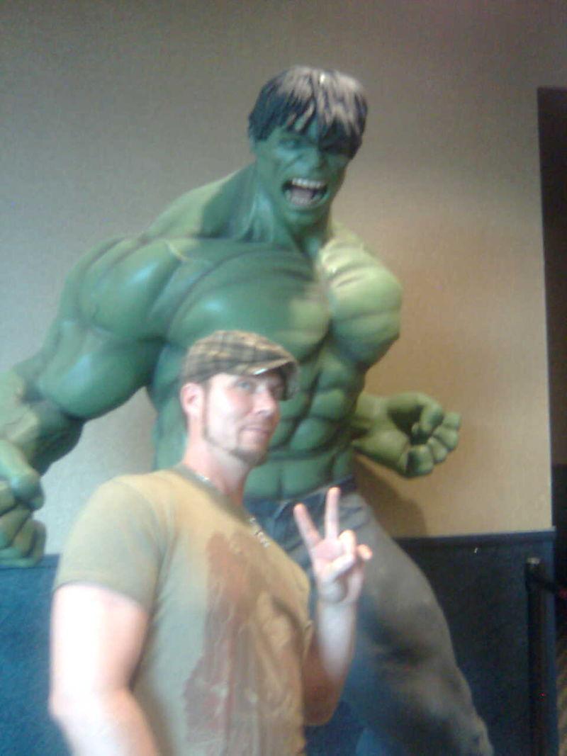 Hulk - jamey