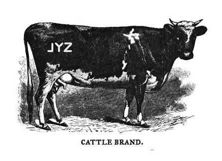 Cattle-brand