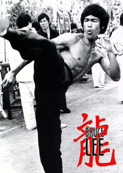 Pf2087bruce-lee-high-kick-posters